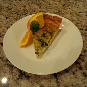 baby-spinach-kale-portabella-mushroom-quiche