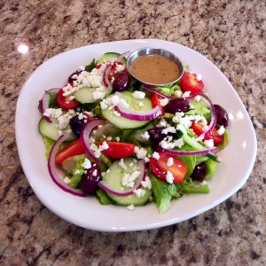 Organic Classic Greek Salad