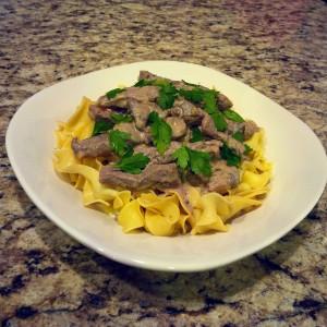 homemade-beef-stroganoff