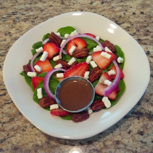 organic-baby-spinach-strawberry-salad
