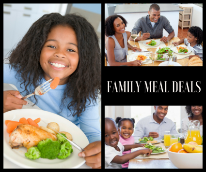 LKC - Family Meal Deals