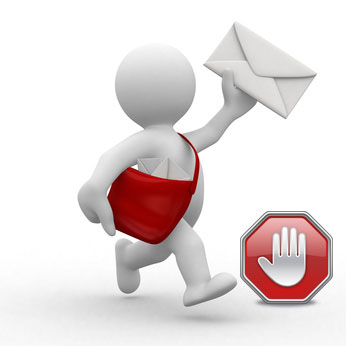 stop no more emails